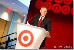 Bob Ulrich Chairman and CEO Target Corporation